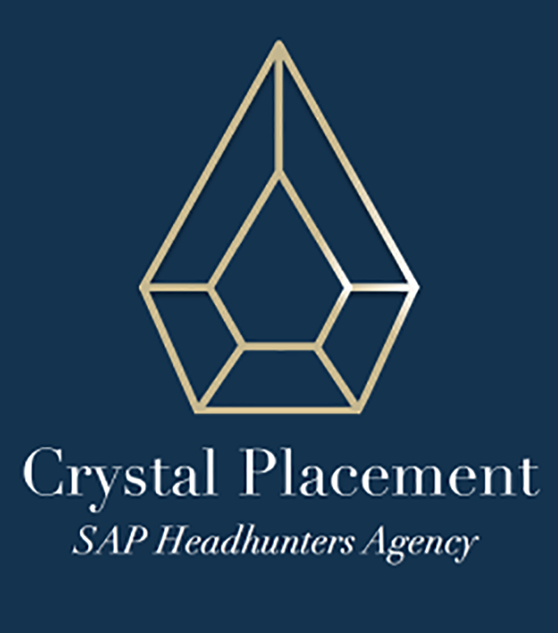 Crystal placement logo